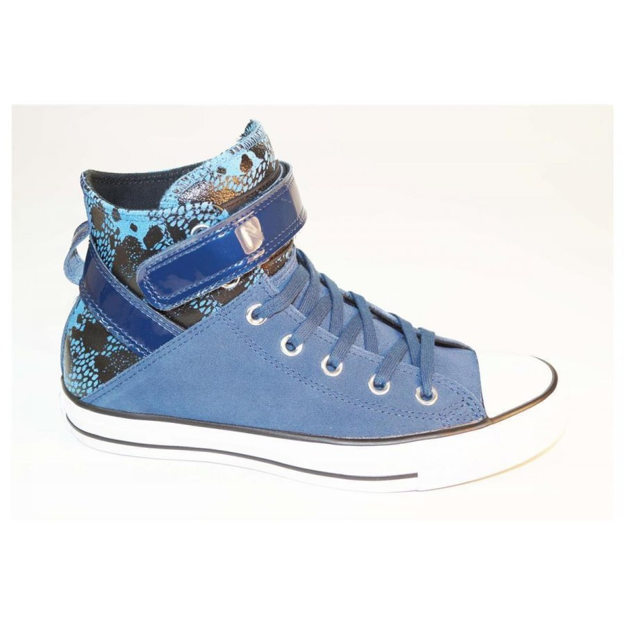 CONVERSE Brea & Hardware ALL STAR Classic HIGH Damen Schuhe shoes Leder Chucks Trainers Converse All Star Brea Patike EUR 39