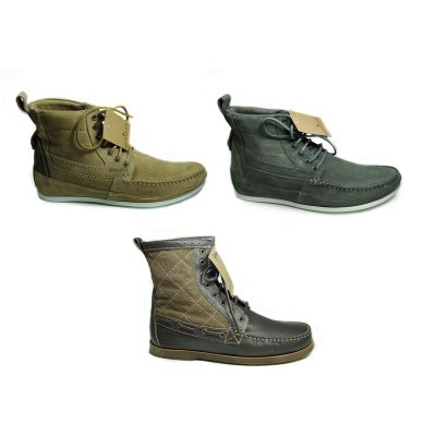 NEU HENLEYS 4 Inch Smokie Sandbar Schuhe Herren Leder Boots shoes SALE